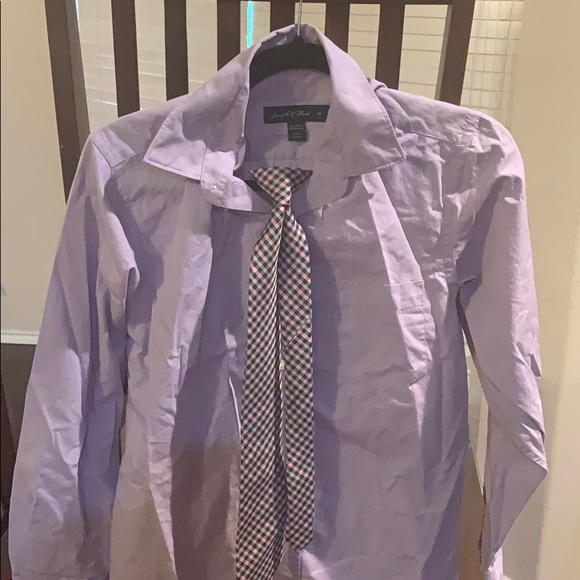 Joseph & Feiss Other - Joseph & Feiss short size 16 with a tie